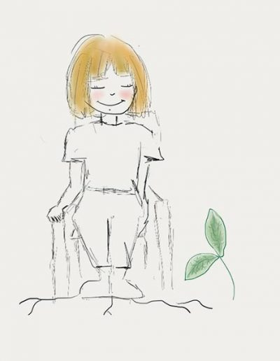« Calme mental » Mon corps un havre de paix