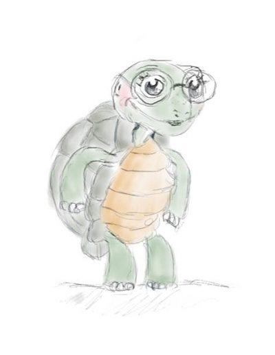 « Capu la tortue »(*) Je retrouve protection et réconfort