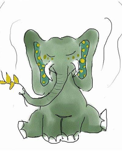 """""""Ivan l'éléphant"""" Je reviens à l'instant présent grâce à l'écoute"""